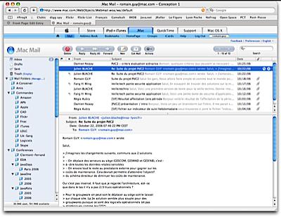 .Mac Webmail